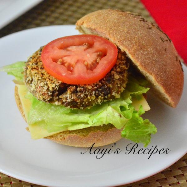 masoor burger