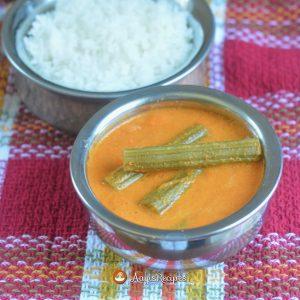 Moringa Gravy(Maskasangi Ambat)