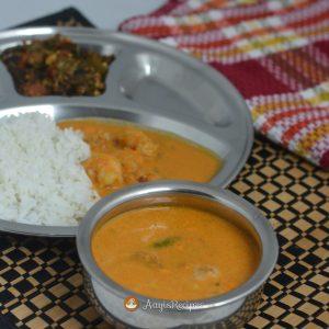 Prawns Curry(Sungta ambat)