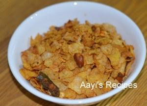 Corn Flakes Chivda