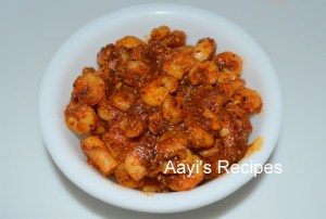 Shrimp Pickle (Sungta Nonche)