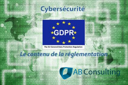 GDPR les exigences de la réglementation sur la protection des données