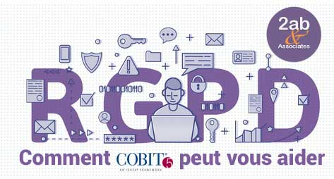 RGPD : comment COBIT peut vous aider