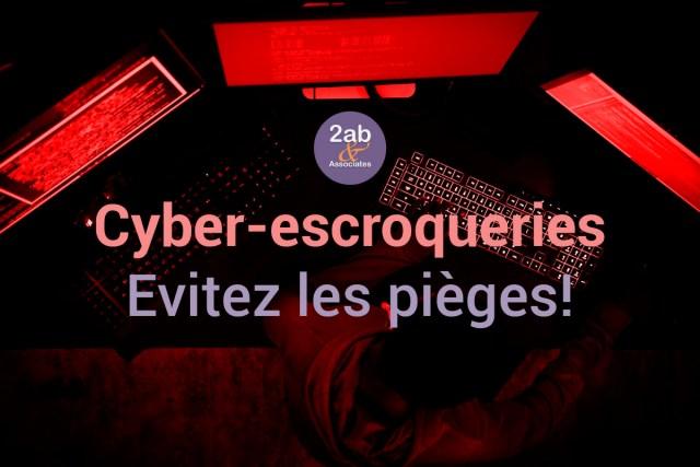 Top 5 des cyber-escroqueries - Blog de la Transformation Digitale