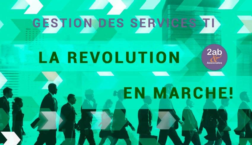 Gestion des services TI : la révolution ITSM en marche
