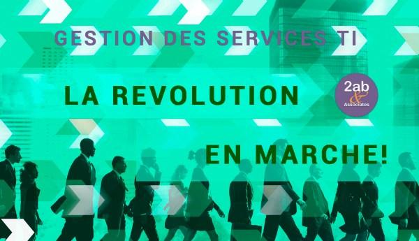Gestion des services TI : la révolution ITSM en marche (COBIT 2019, ITIL 4, VerISM, ISO 20000)