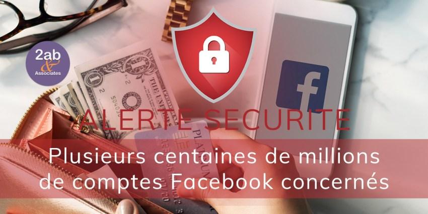 Alerte de sécurité sur Facebook : plusieurs centaines de millions de mots de passe stockés sur des serveurs non cryptés
