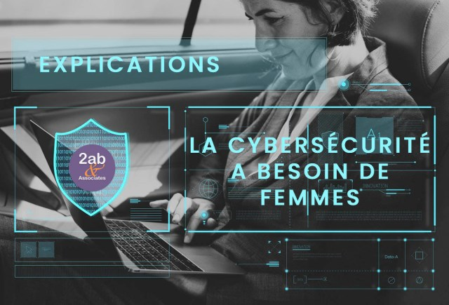La cybersécurité a besoin de femmes - Explications