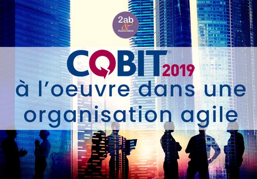 COBIT 2019 - Mise en oeuvre dans une organisation agile