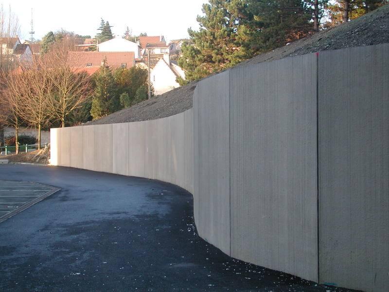 Bureau Dtude Mur De Soutnement AB Engineering Paris