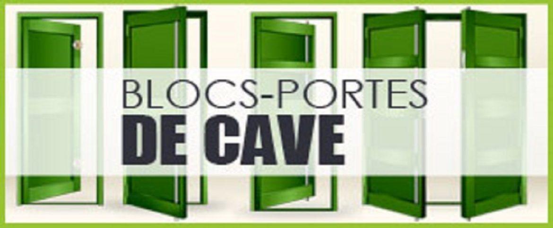 portes de cave ab fermetures le havre, bloc-portes de cave le havre