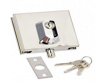 accessoires de portes vitrées serrure-porte vitrée-metalux-stremler AB Fermetures Le Havre