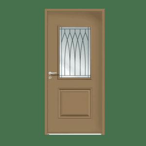 Porte-d'-entree-acier-gamme-classique-modele-BALTA-3-AB-Fermetures-Le-Havre;