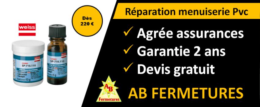AB Fermetures Le Havre expert réparateur pvc au Havre - menuisier agrée assurances