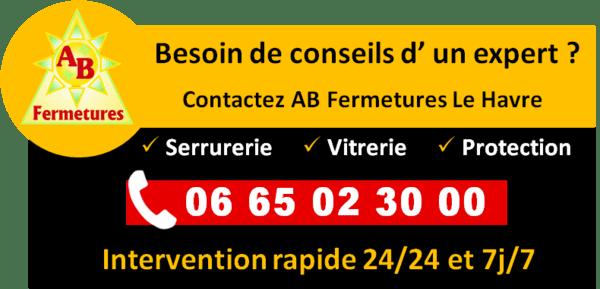 Les conseils d' expert de l' entreprise AB Fermetures vitrier, serrurier à Le Havre en Seine Maritime (76)