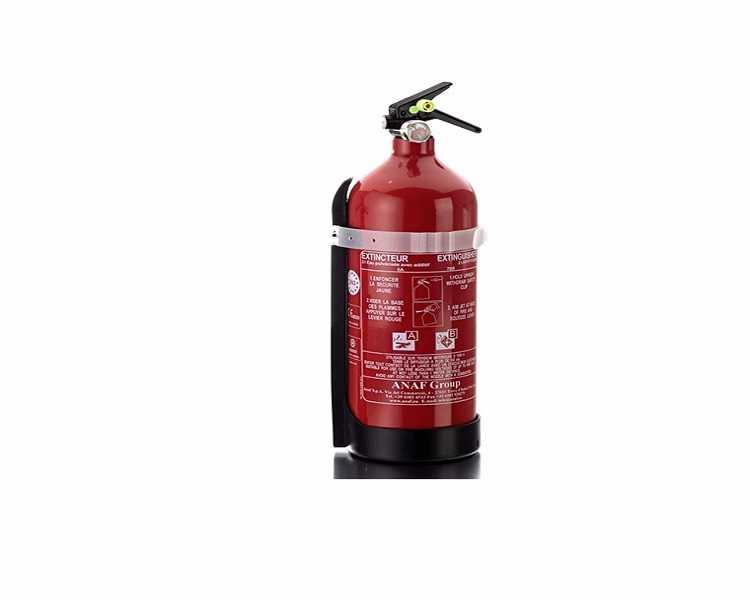 Protection incendie extincteur AB Fermetures Le Havre