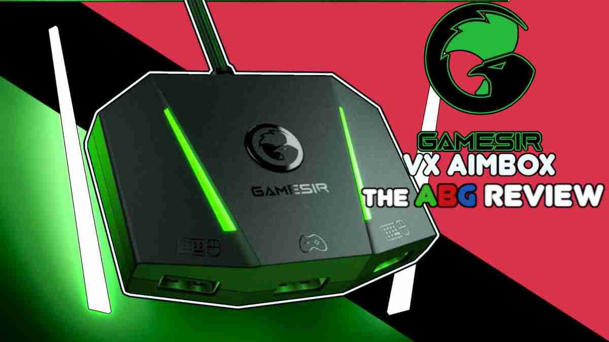 GameSir VX AimBox – Hardware Review