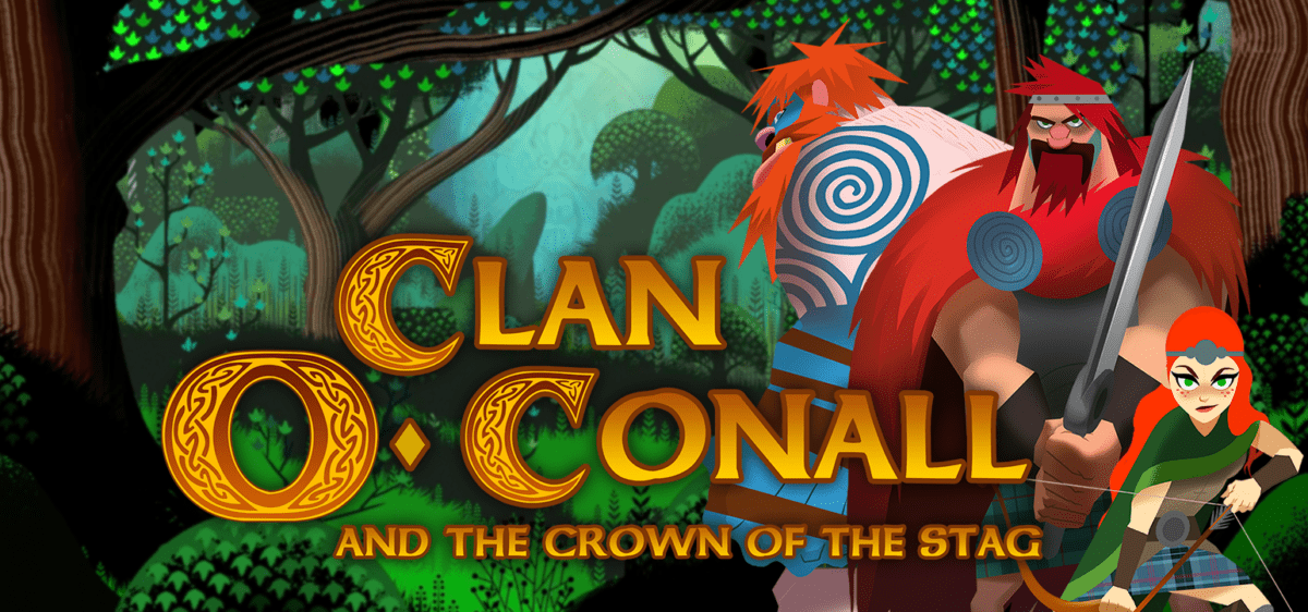 """Celtic Storybook Platformer """"Clan O'Conall"""" Joins Top Finalists in the Nordic Game Discovery Contest"""