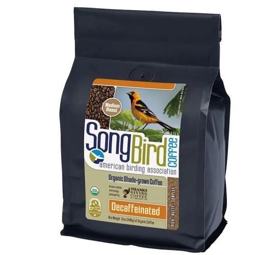 Songbird Coffee - Decaffeinated Medium Roast