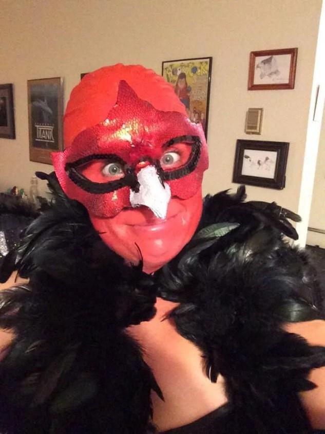 Sharon Stiteler's impressive Turkey Vulture.