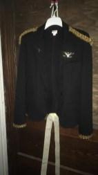 Sarah Toner's Streamer-tailed Tyrant coat