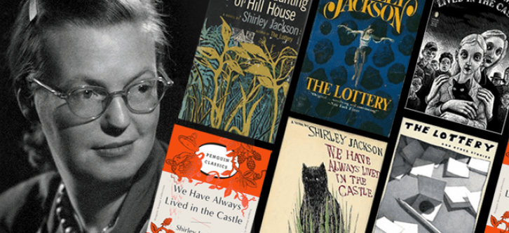 Mistress of Terror  Shirley Jackson   The New Antiquarian   The Blog     image description