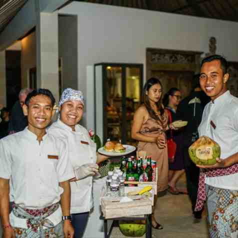 Butlers at Abaca Villas