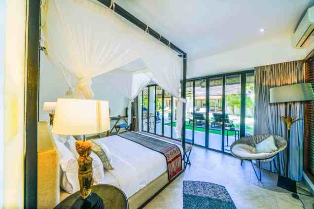 Villa Kadek Bedroom 3