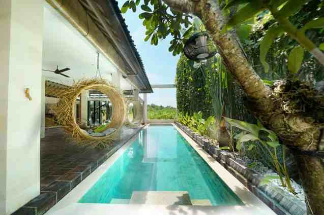 Villa Nyoman Swimming Pool 2