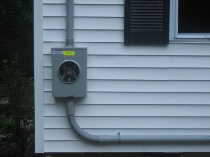 Residential Meter Socket