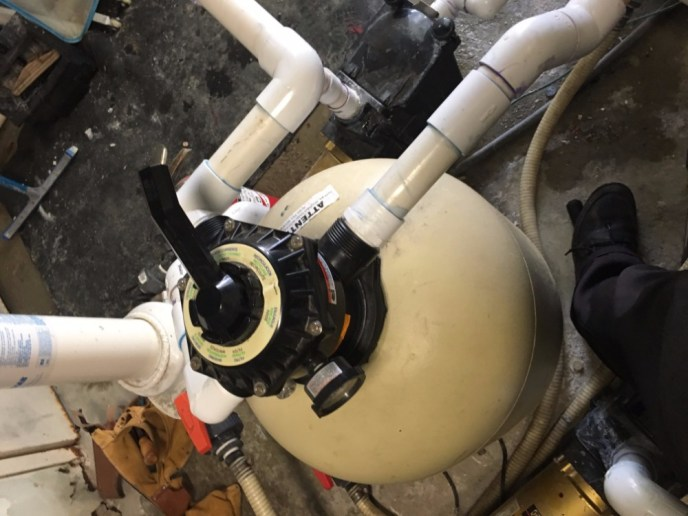 Industrial Commercial Pool Pump