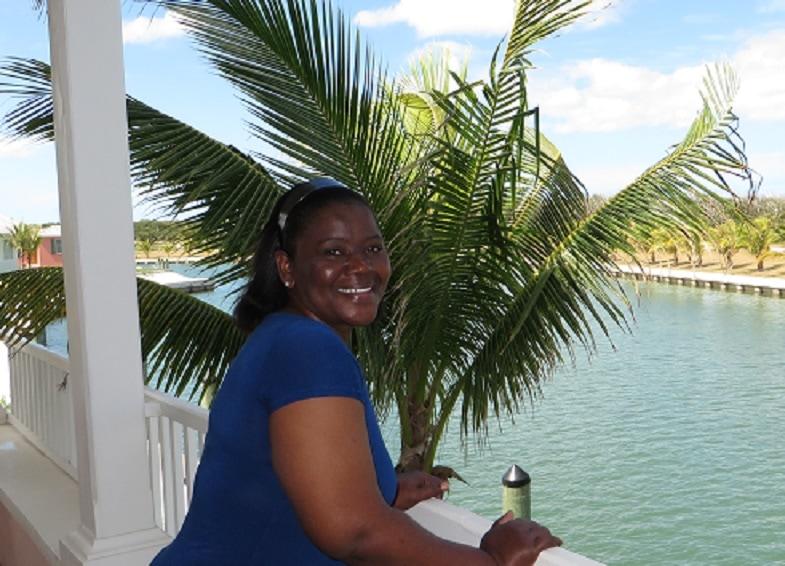 Debbie at The Bridge House - Schooner Bay