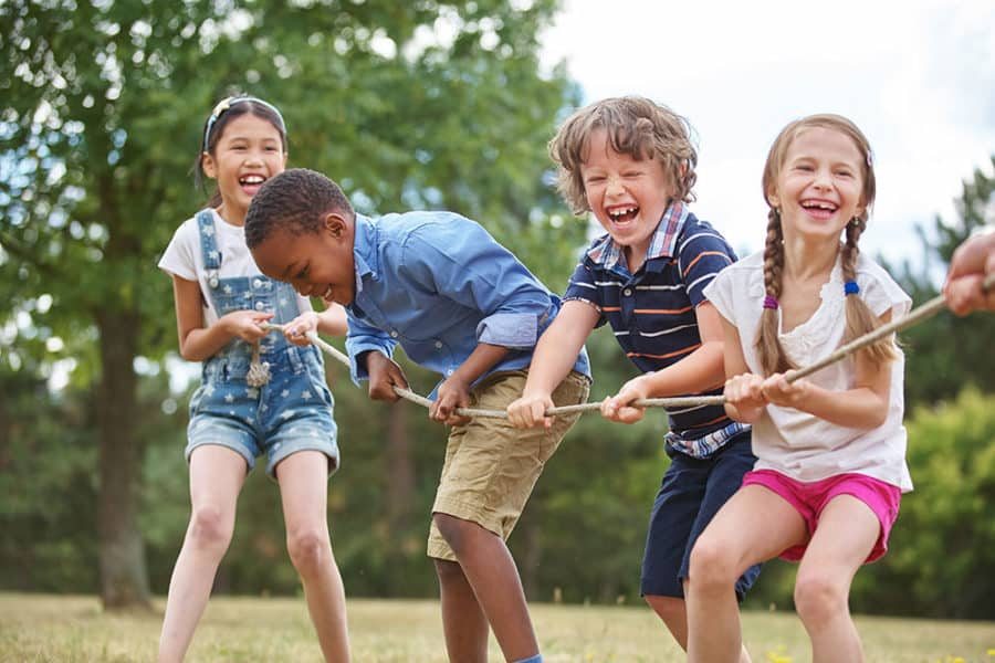 Healthy Activities for Children
