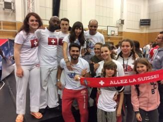 Jogos Europeus 2017 - Prague CZ Abadá-capoeira Valais