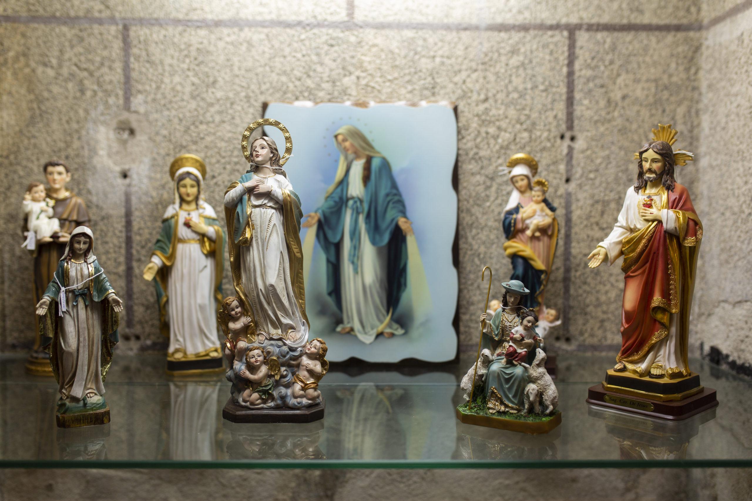 Virgen estatuillas 3