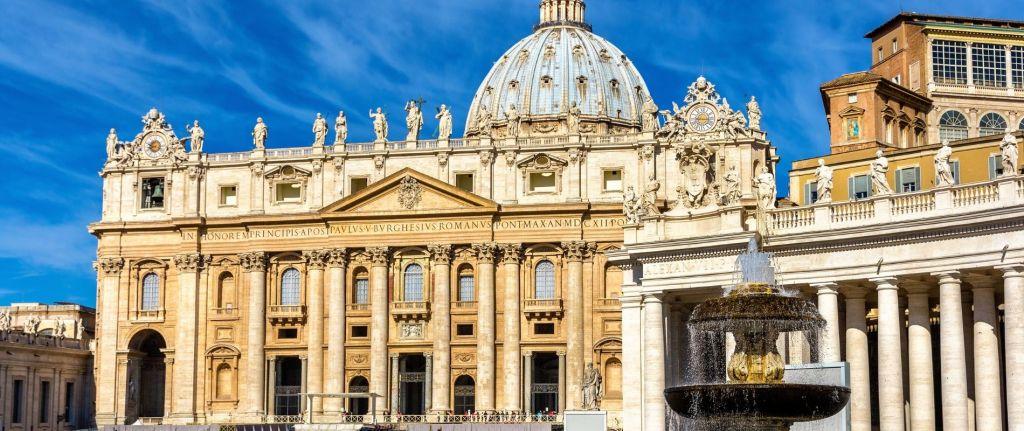 plaza San Pedro - Vaticano