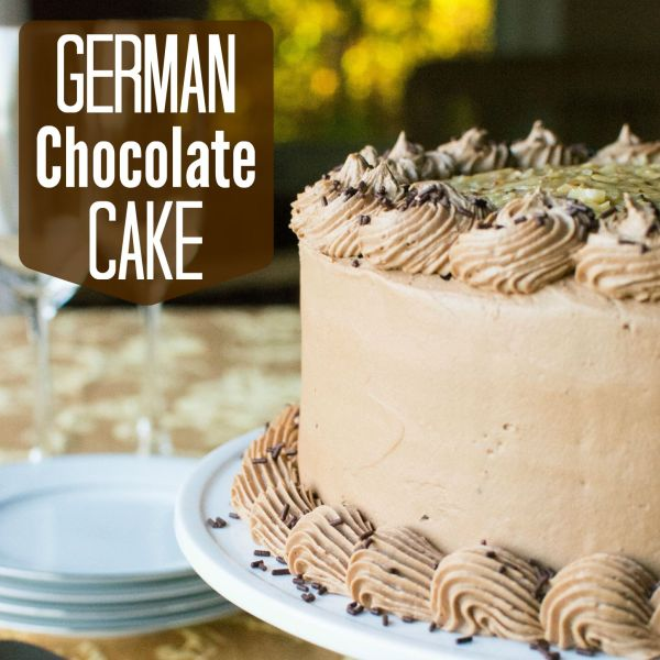 German Chocolate Cake Frosting Curdled
