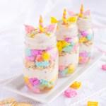 Unicorn Mini Trifles A Bajillian Recipes