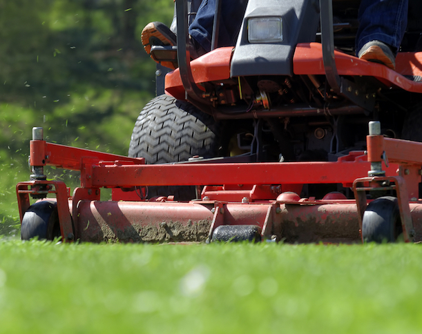 Conviction upheld for driving lawn mower while drunk