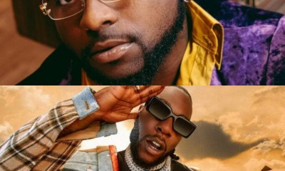 Fight between Davido and Burnaboy
