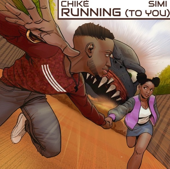 Download Music: Chike - Running(To You) Ft Simi