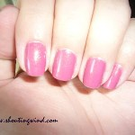 Dior Addict Vernis: Divinely Pink