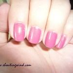 Dior Addict Vernis: Divinely Pink