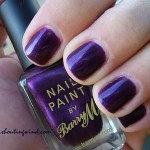 Barry M – Vivid Purple