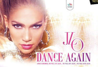 JLo Dance Again World Tour