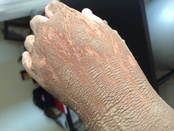 Izil Detoxifying Body Mask Powder