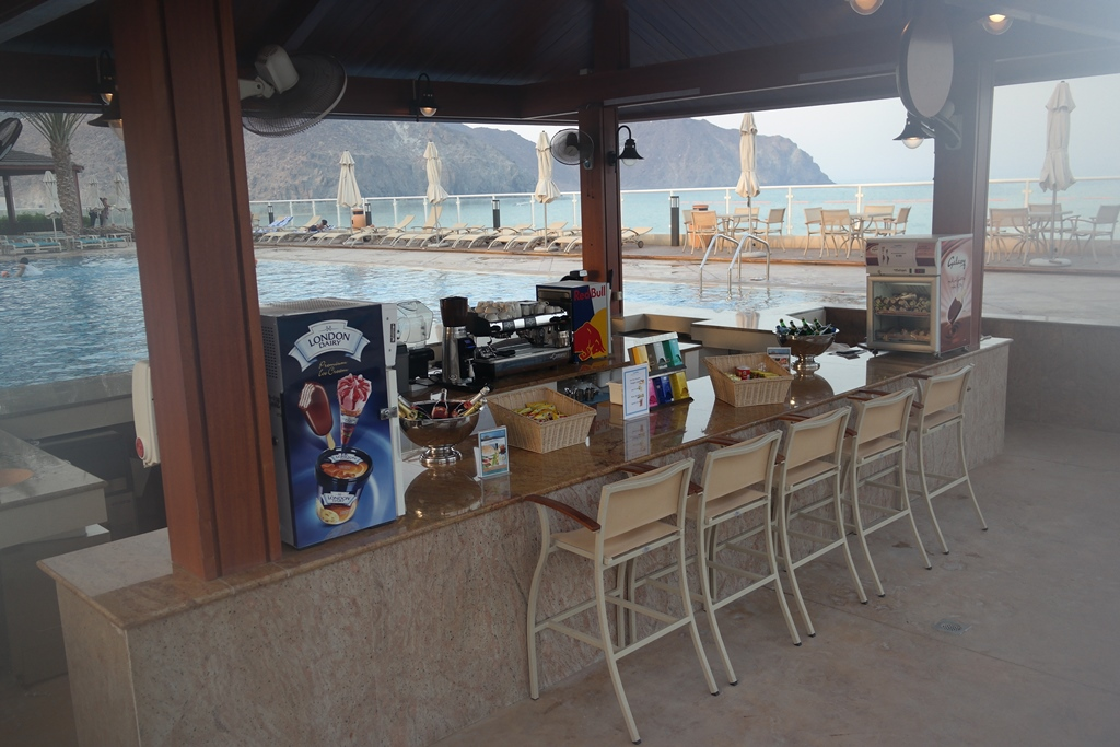 Oceanic Khorfakkan Pool Bar
