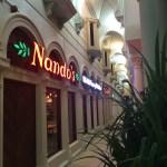 Tried: Nando's Al Qasba
