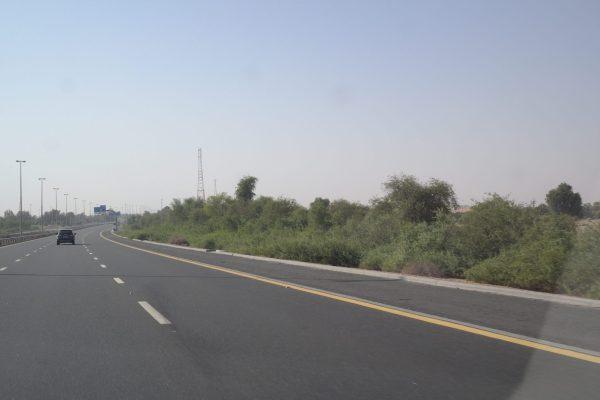 Dubai Al Ain Road