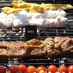 Barbecue Friday at Rihab Rotana